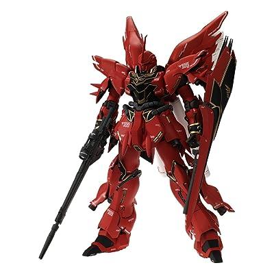 Bandai Hobby MSN-06S SINANJU Ver Ka, Bandai Master Grade Action Figure: Toys & Games