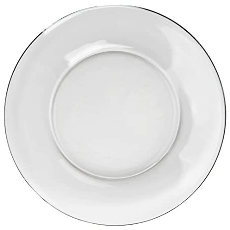 Anchor Hocking Presence 10-Inch Glass Dinner Plate Set of 6  sc 1 st  Amazon.com & Amazon.com | Anchor Hocking Presence 10-Inch Glass Dinner Plate Set ...