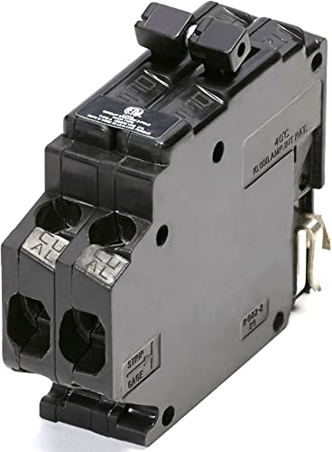 Connecticut Electric UBITB-A220 New Challenger MH220 Type-A Replacement. Two Pole 20 Amp Clip Circuit Breaker Manufactured