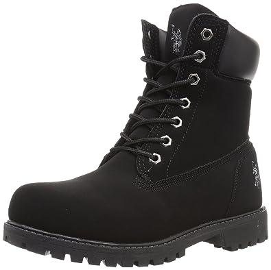 U.S. Polo Assn.(Women's) Women's 2-Rudy Fashion Boot, Black/