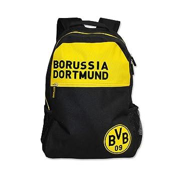 Borussia Dortmund Rucksack schwarz-gelb