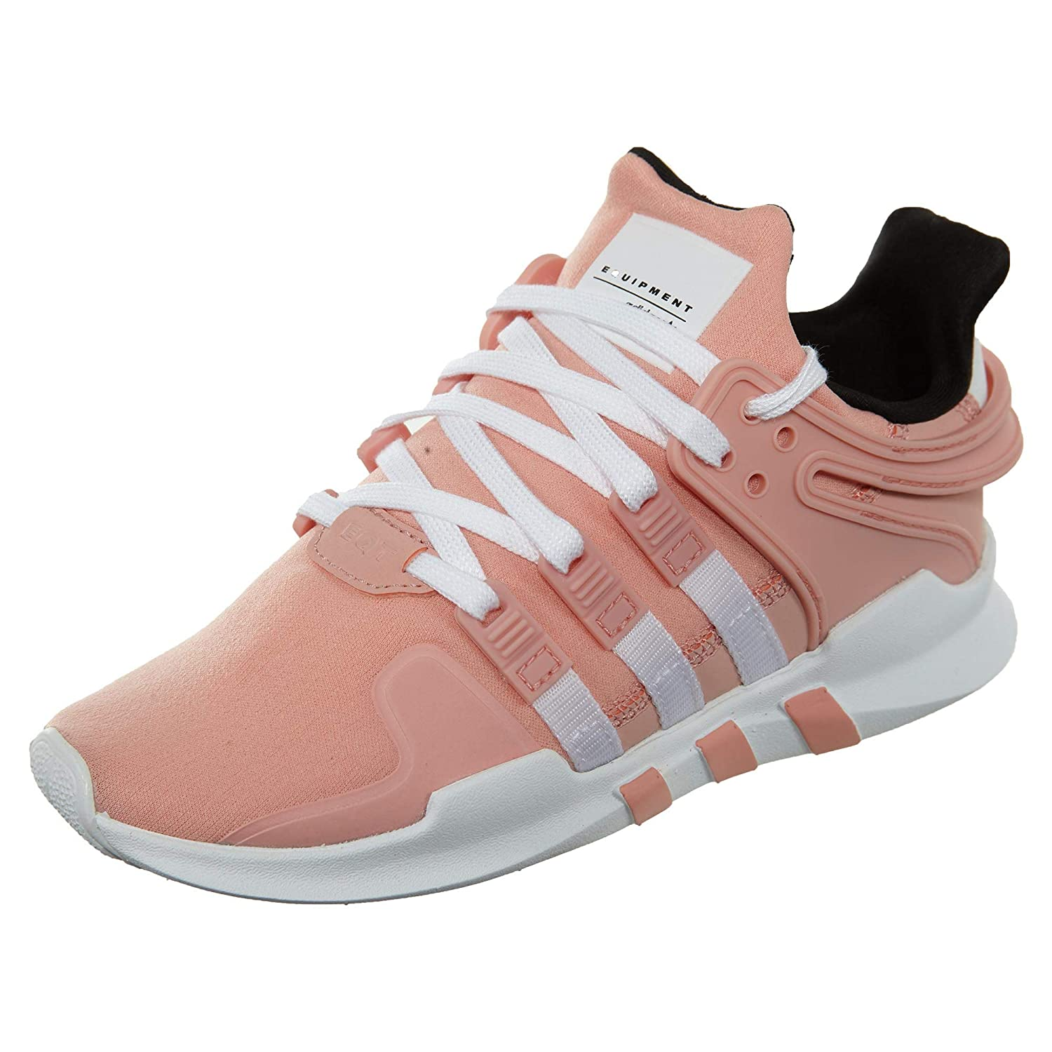 los angeles 76dfe 132a7 Amazon.com | adidas EQT Support Adv Trace Pink White Boys ...