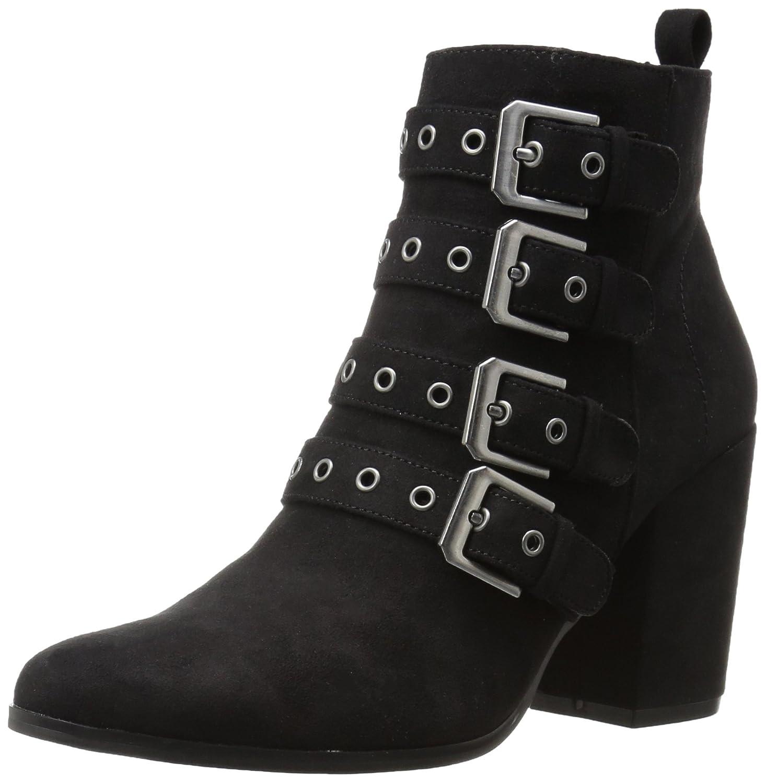 Carlos by Carlos Santana Women's Gamma Fashion Boot B06XJ7FRZD 8.5 M M US|Black