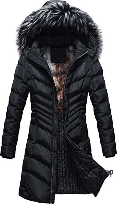 Amazon.com: Diana Ruiming Royalty Perfect Slimming Coat Winter