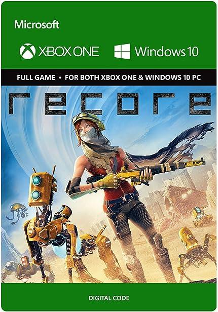 Amazon.com: ReCore - Xbox One/Windows 10 Digital Code: Video Games