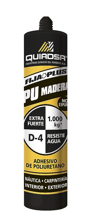 Quiadsa 53004003 Adhesivo de Poliuretano 290 ml