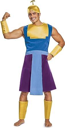 Disney Emperors New Groove Kronk Mens Fancy Dress Costume Medium ...
