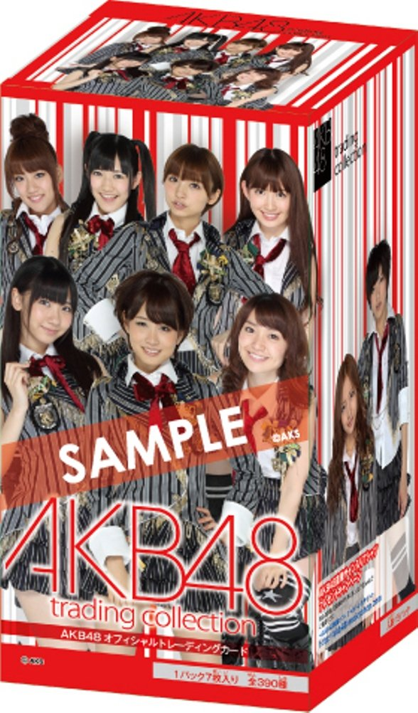 AmazonCom Akb Official Trading Cards Akb Trading Collection