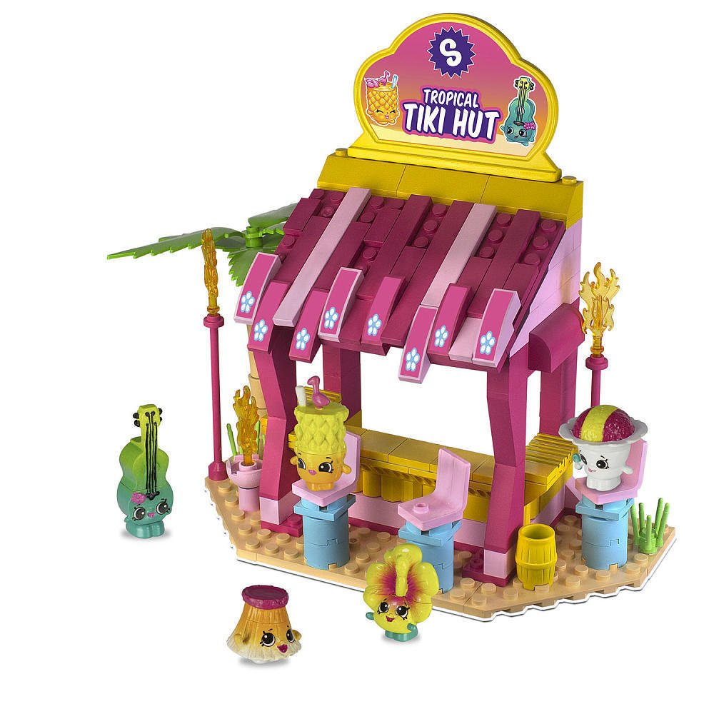 Shopkins Kinstructions Scene Pack Building Set