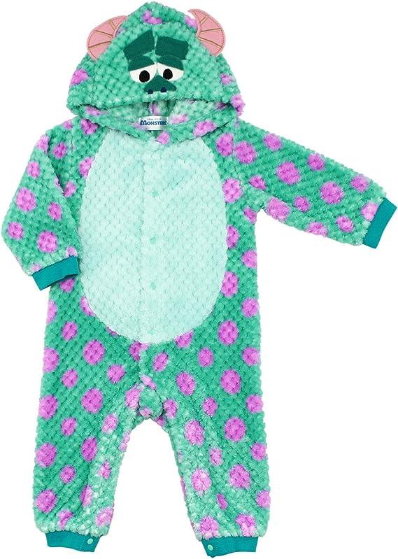 Amazon Co Jp モンスターズインク サリー カバーオール ベビー 着ぐるみ 90cm サックス 服 ファッション小物