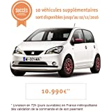 Réservation SEAT Mii by Mango Limited Edition