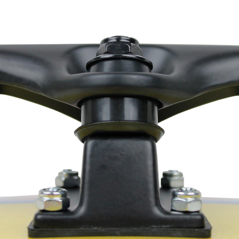 Skateboard Longboard Truck Replacement Bushings Hard 98a 4-Pack for 2 trucks