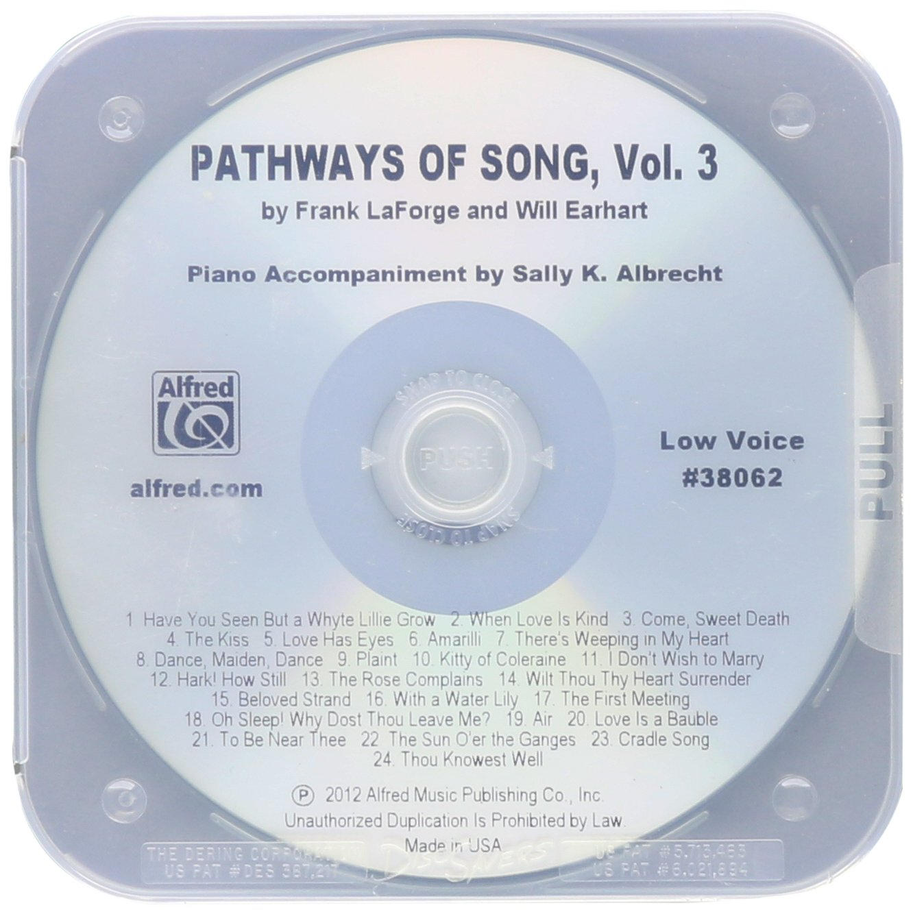 Download Pathways of Song, Vol 3: Low Voice (Pathways of Song Series) pdf epub