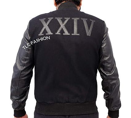6f19f3e17f1 Mens Michael B Jordan Jacket - Adonis Creed Versity Jacket at Amazon ...