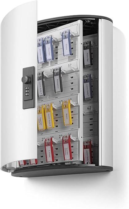 Durable Key Box Code 48 - Armario para llaves (cerradura de ...