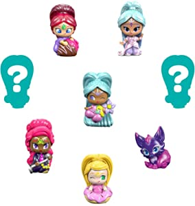 Fisher-Price Nickelodeon Shimmer & Shine, Teenie Genies, Series 2 Genie (8 Pack), #5