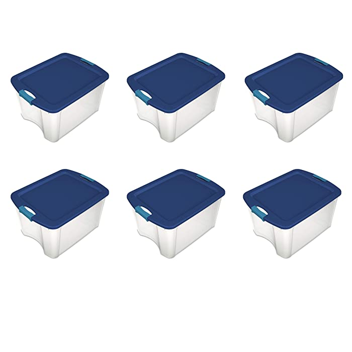 Top 10 Sterilite 20 Piece Ultra Latch Food Storage