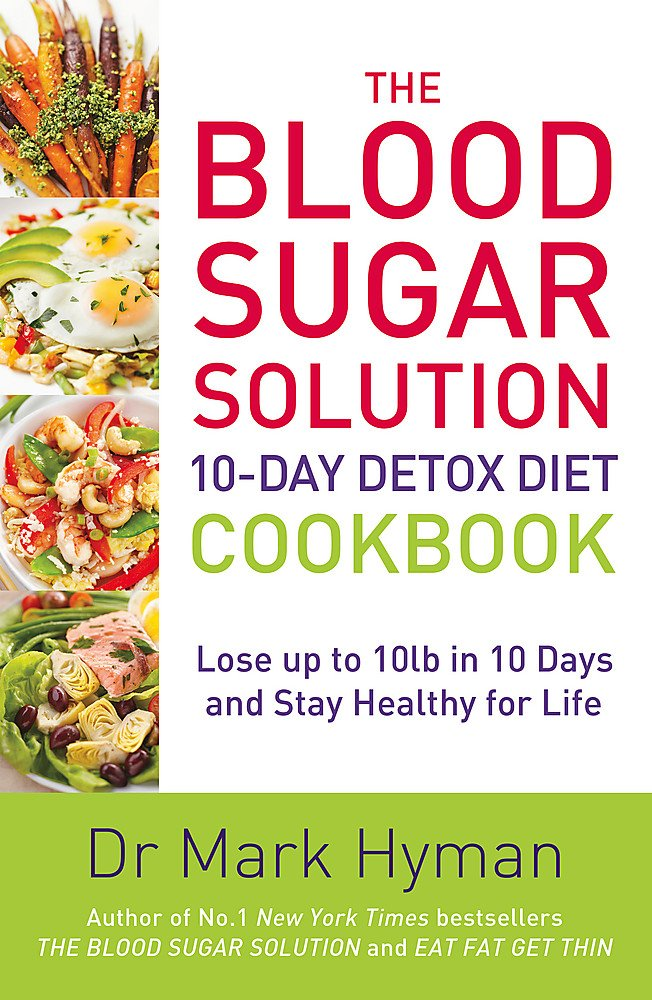 the blood sugar solution 10-day detox diet recipes