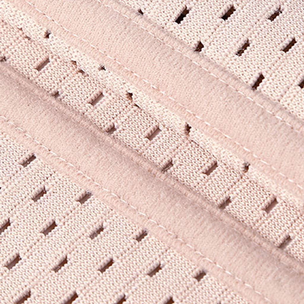 Womens High-Waist Tummy Control Corsets Waist Cincher Shapewear with Breathable Hole BaojunHT/®