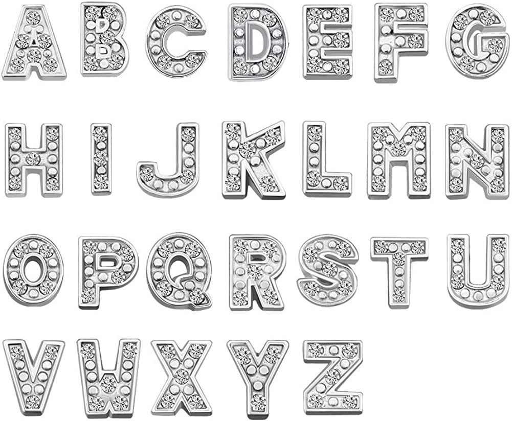 Crystal A-Z Letter Floating charms for Living Memory Lockets. BUY 3 GET 1 FREE