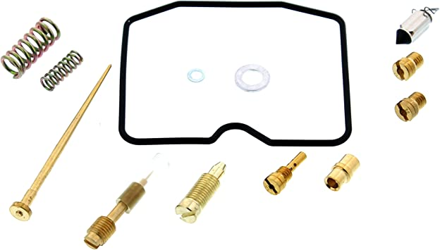 LT-A 400 Suzuki King Quad 400 Auto 2x4 Fuel//Gas Petcock Repair Kit 2008-2009