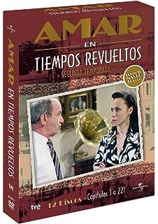 Amar en Tiempos Revueltos: Cuarta Temporada Completa DVD ...