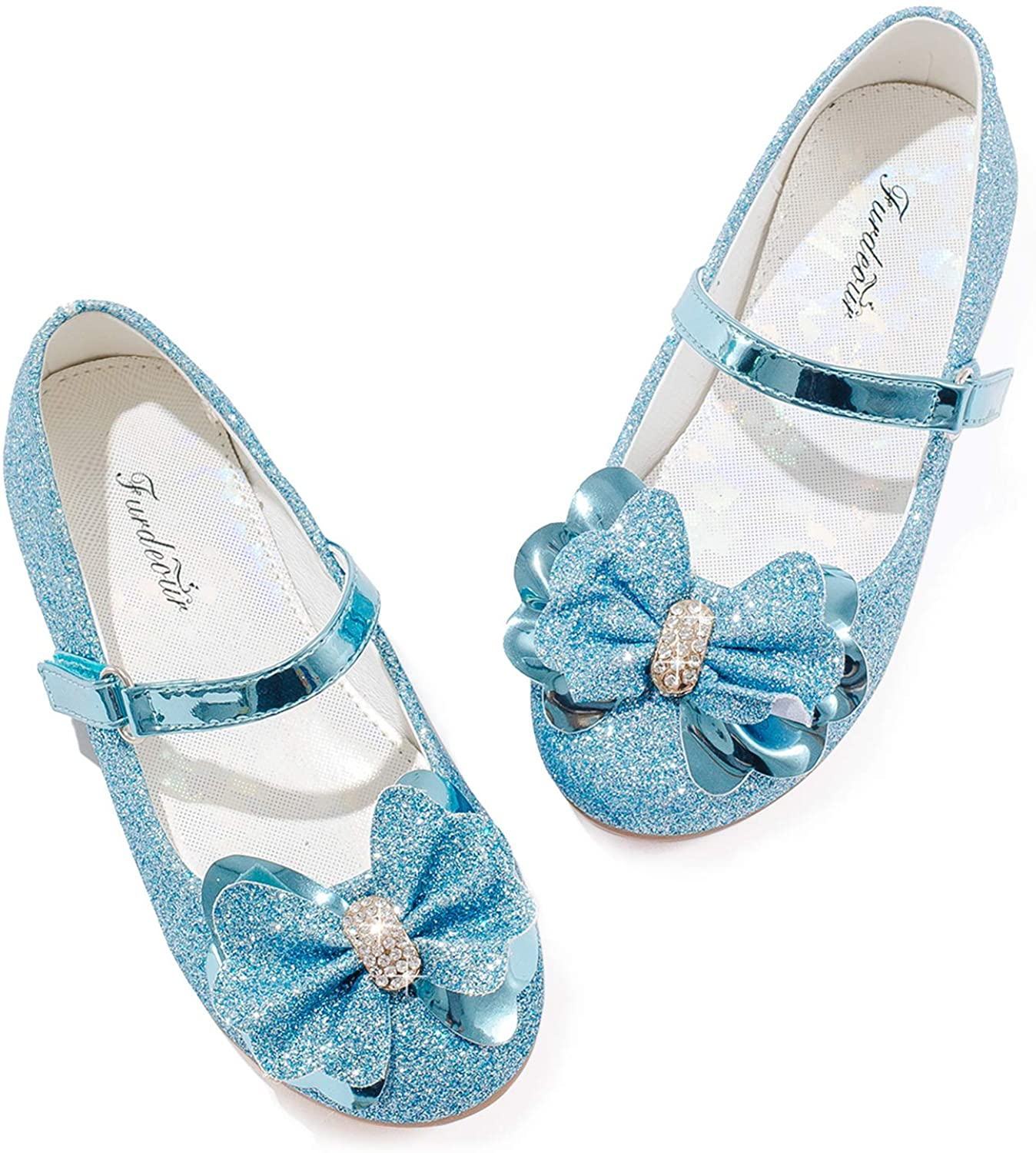 stay real Dress Shoes Flower Girls Dress Wedding Party Bridesmaids Heel Mary Jane Princess Shoes