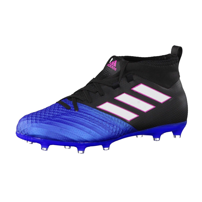 Adidas Unisex-Kinder Ace 17.1 Fg J Fußballschuhe, blau