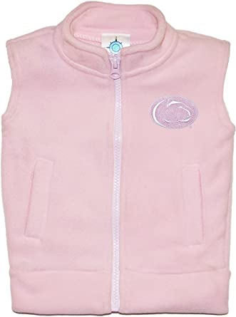 Penn State University Nittany Lions Baby and Toddler Polar Fleece Vest