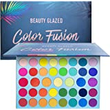 39 Color Rainbow Eyeshadow Palette - Professional Makeup Matte Metallic Shimmer Eye Shadow Palettes - Ultra Pigmented…