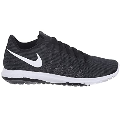 Cheap Nike FS Lite Run 4 Black/White/Anthracite/Charcoal Grey Zappos