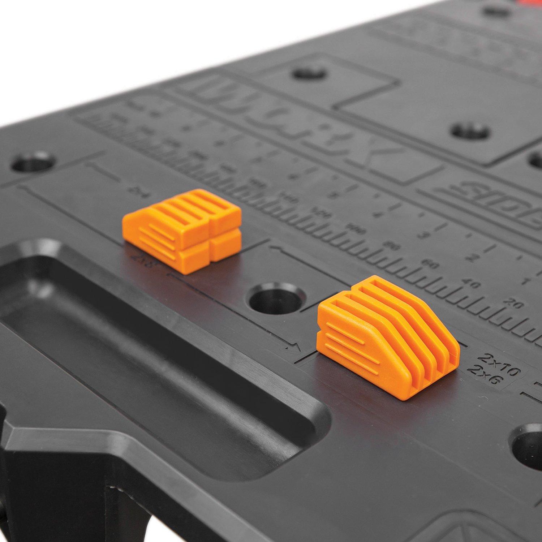 WORX WX066 Sidekick Portable Work Table by Worx (Image #7)
