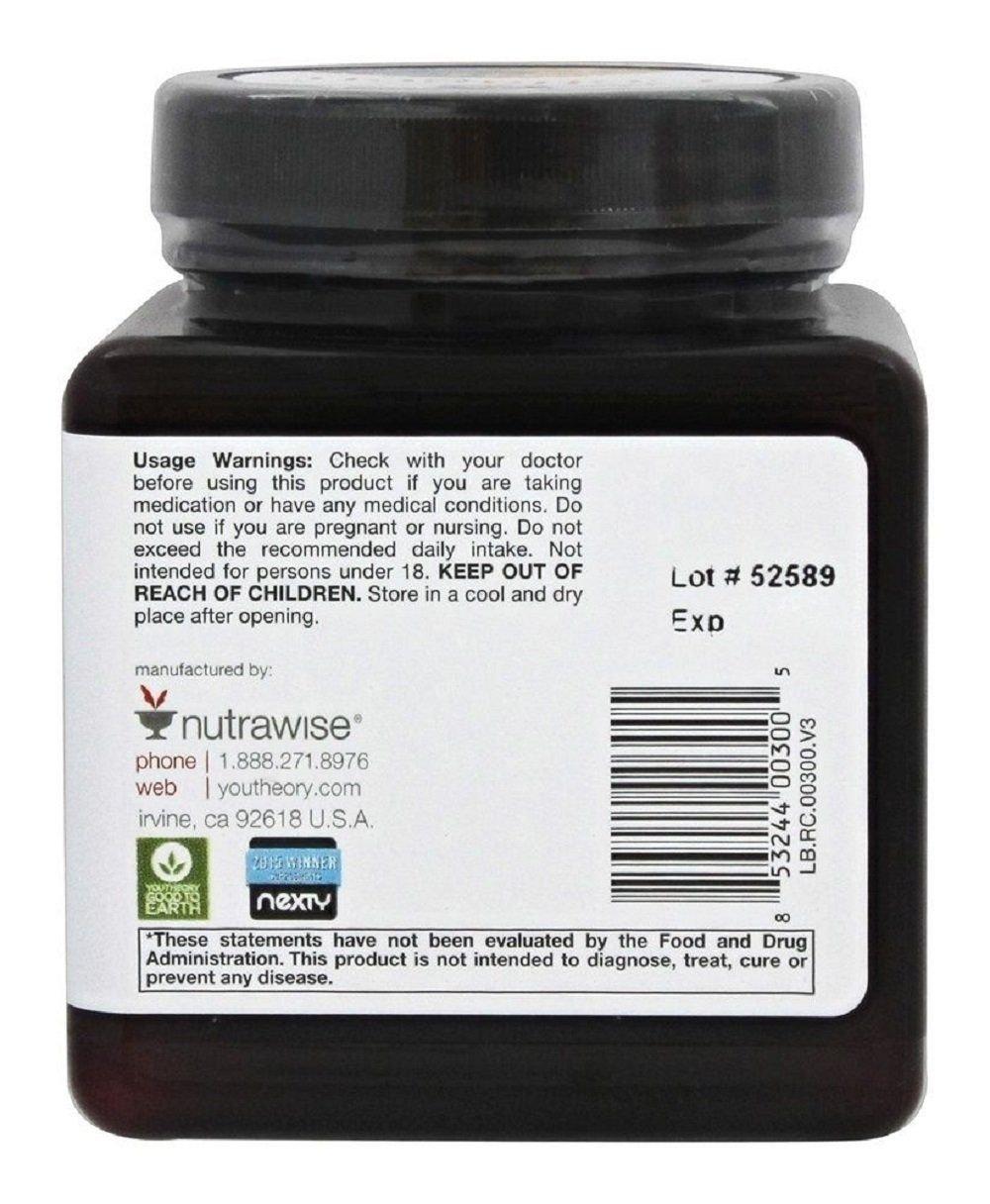 Amazon.com: Nut tienda youtheory Colágeno Tipo 1 & 3 – 120 ...