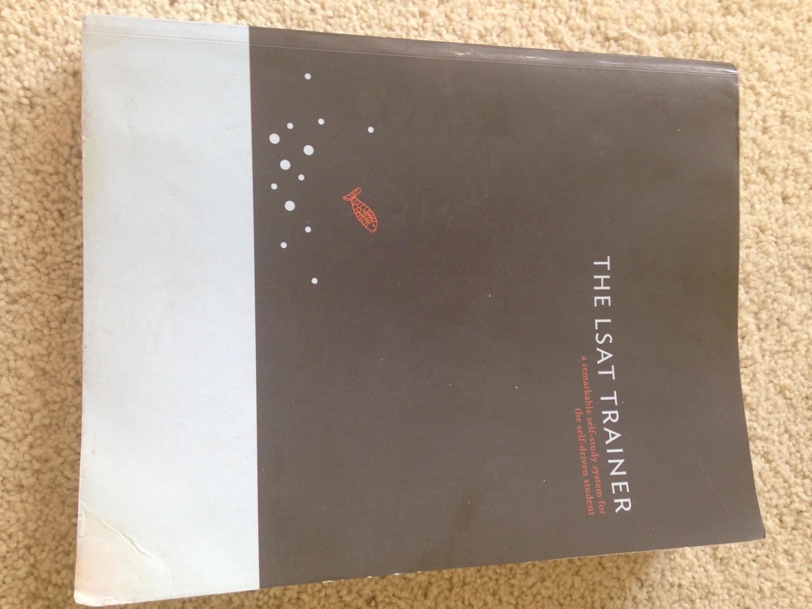 Read Online [(The LSAT Trainer )] [Author: Mike Kim] [Jul-2013] ebook