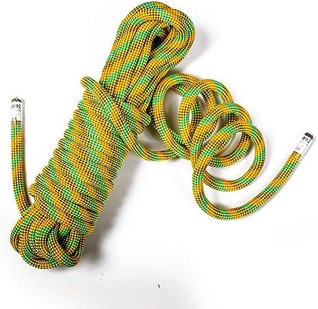 TLMYDD Cuerda de Escalada Cuerda eléctrica Cuerda de Escape ...