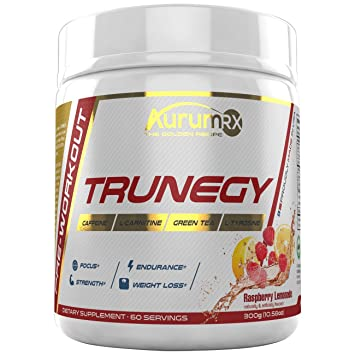 Amazon Com Aurumrx Trunegy Pre Workout Supplement With Explosive