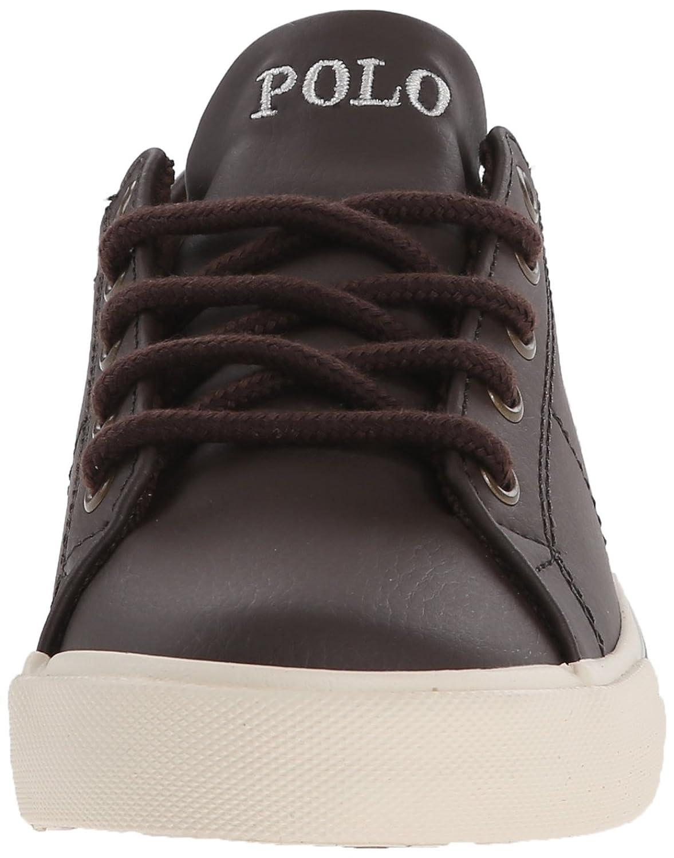 Amazon.com | Polo Ralph Lauren Kids Scholar Sneaker (Little Kid/Big Kid) |  Sneakers