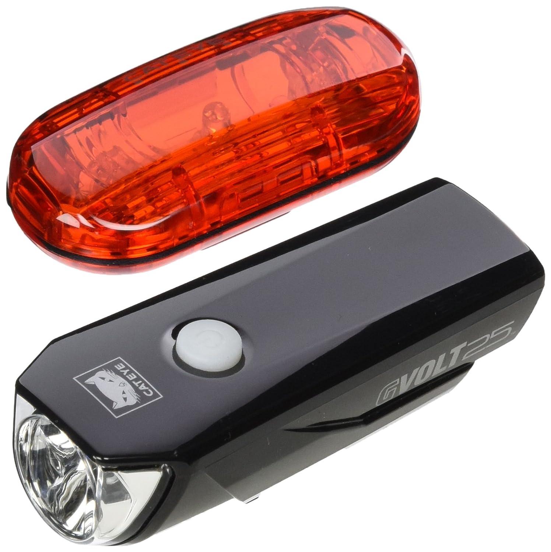Cateye Beleuchtungskit G Volt 25 HL-EL360GRC mit TL-LD135G ...