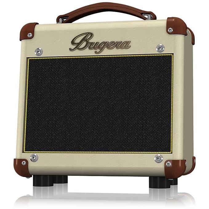 Bugera BC15 - Amplificador guitarra bc 15W, clase A vintage