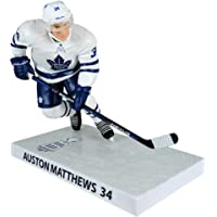 "$23 » Auston Matthews Toronto Maple Leafs Imports Dragon 2017 Calder Trophy Winner 6"" Player Replica Figurine - Limited Edition of 1,850 - NHL…"