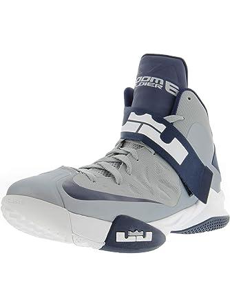 Nike Zoom Soldier Vi TB - Zapatillas de Baloncesto para Hombre ...