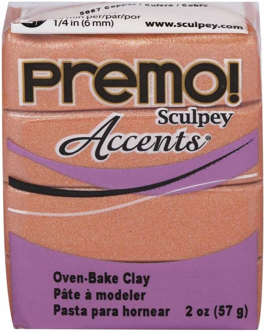 Premo Sculpey Oven Bake Clay Antique Gold