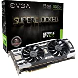 EVGA Nvidia GeForce GTX 1070 SC Gaming 8 GB ACX 3.0 Graphic Card - Black