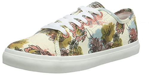 Timberland Newport Bay Oxford, Sneakers Basses Femme: Amazon