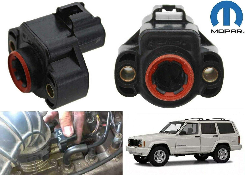 97 jeep cherokee throttle position sensor diagram amazon com mopar 4874371ac throttle position sensor automotive  throttle position sensor