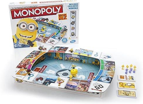 Monopoly Despicable Board Game: Amazon.es: Juguetes y juegos