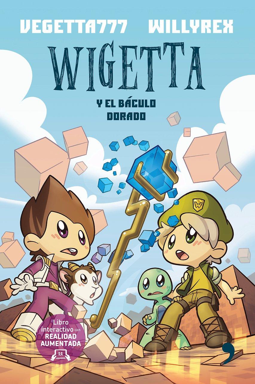Wigetta y el báculo dorado (Spanish Edition)