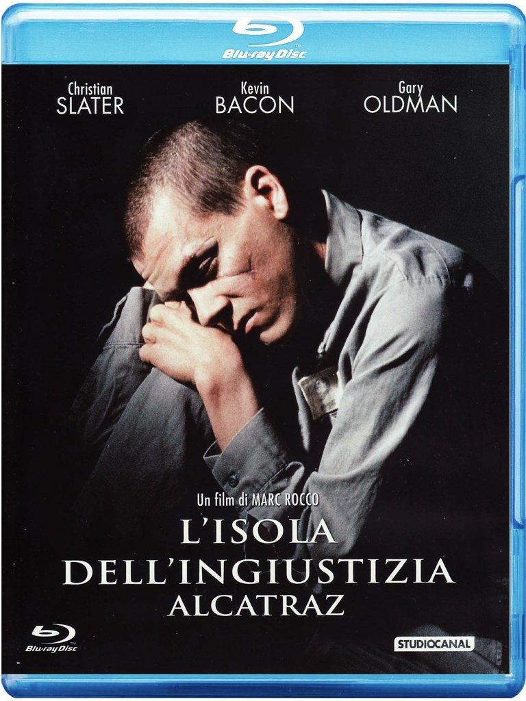 Film - alcatraz l`isola dell`ingiustizia -(blu-ray o dvd) B00LG4ISR6