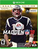 Madden NFL 18: G.O.A.T. Edition - Xbox One