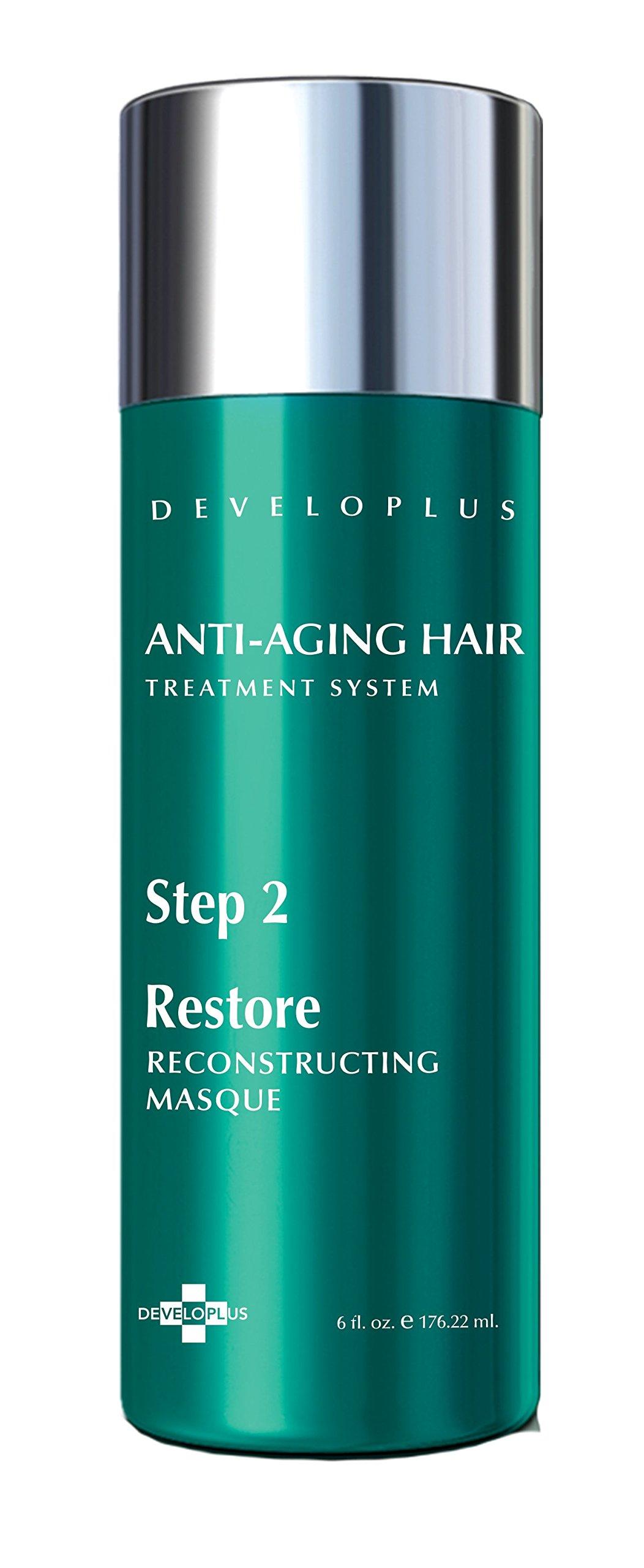 Amazon Com Anti Aging Hair Treatment System Beauty